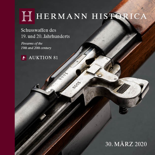 Firearms of the 19th and 20th century