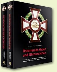 Österreichs Orden und Ehrenzeichen - Teil II