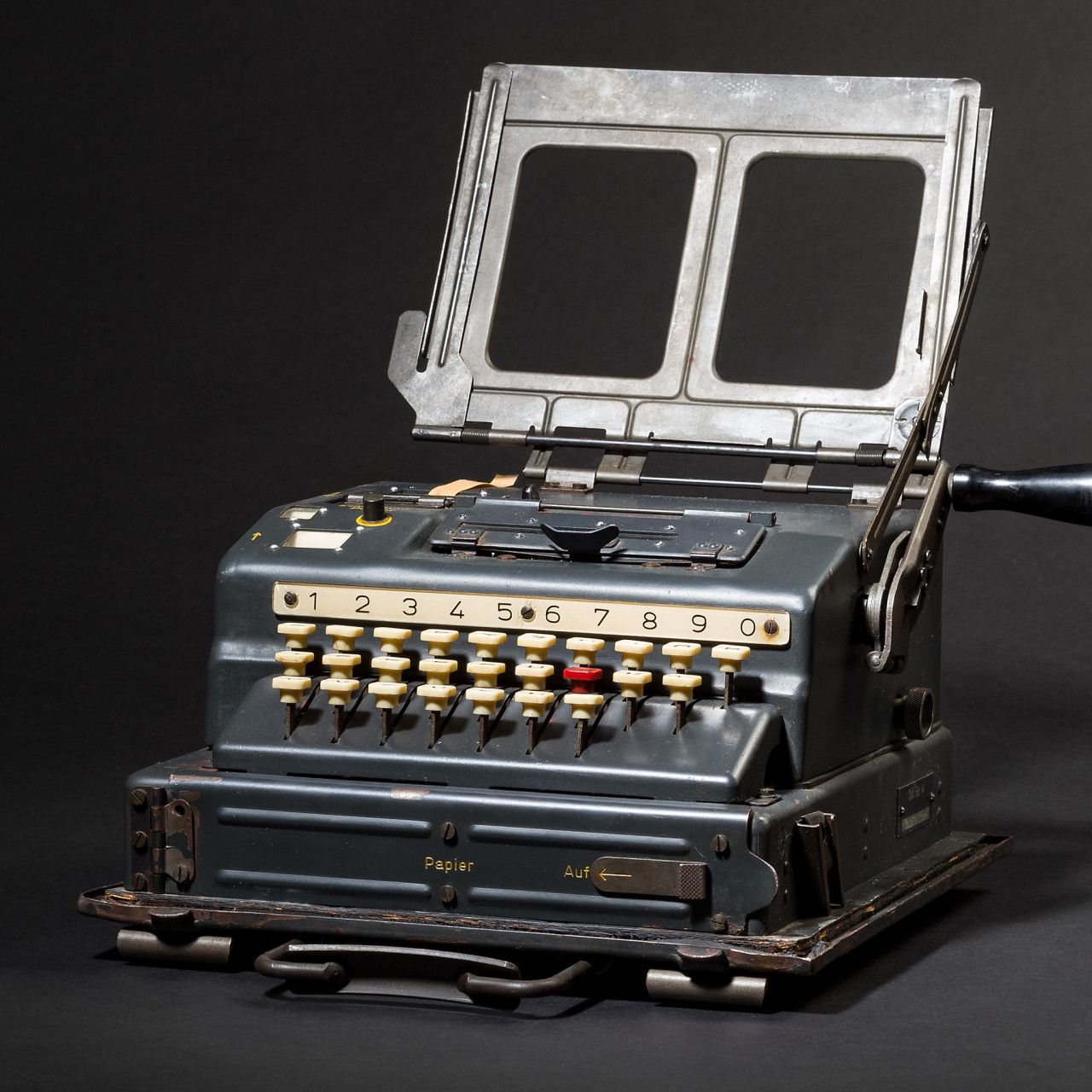 98,000 euros for the Schlüsselgerät 41 cipher machine