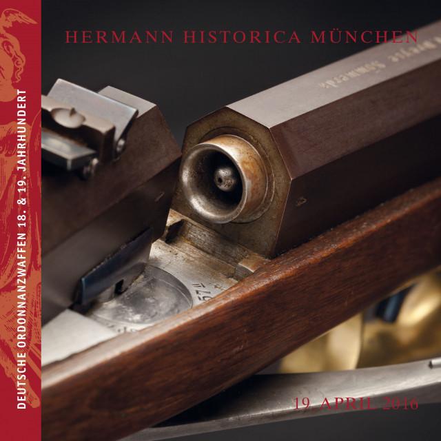 Deutsche Ordonnanzwaffen des 18. und 19. Jahrhunderts