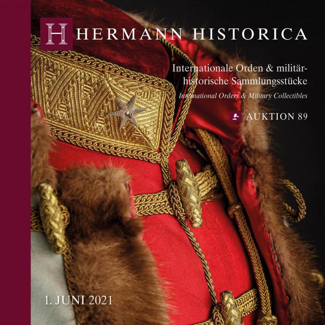 Internationale Orden & militärhistorische Sammlungsstücke