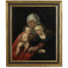 An Italian old master painting, 18th century or earlier