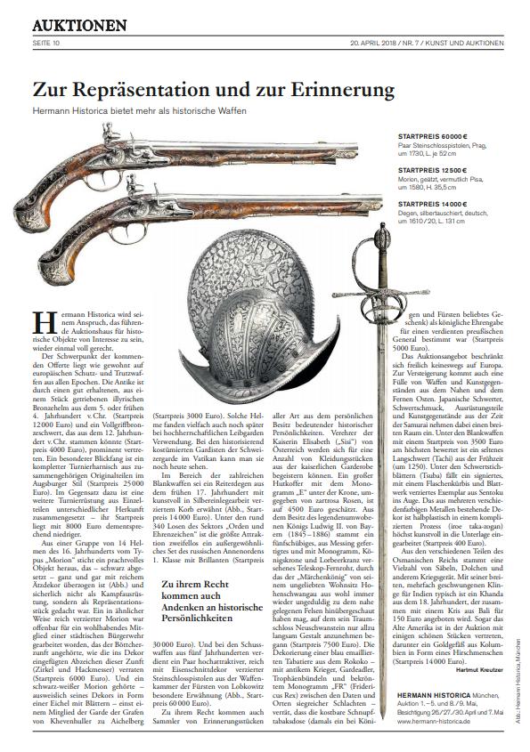 """""""Zur Repräsentation und zur Erinnerung"""""""