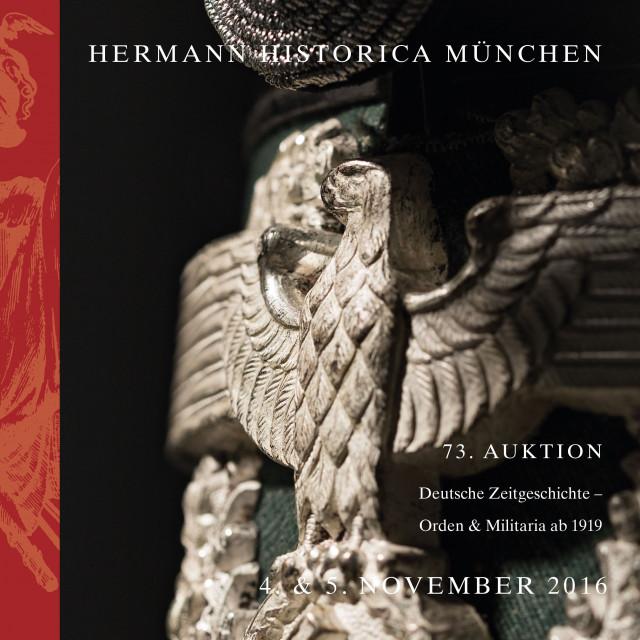 Deutsche Zeitgeschichte - Orden und Militaria ab 1919
