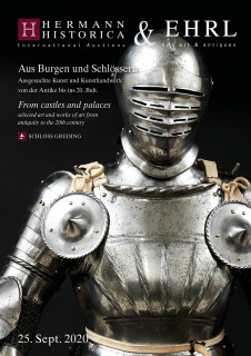 From castles and palaces - selected art and works of art from antiquity to the 20th century