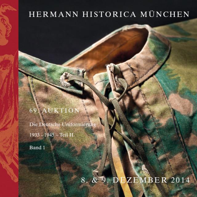 Die Deutsche Uniformierung 1933 - 1945 | Teil II - Band I