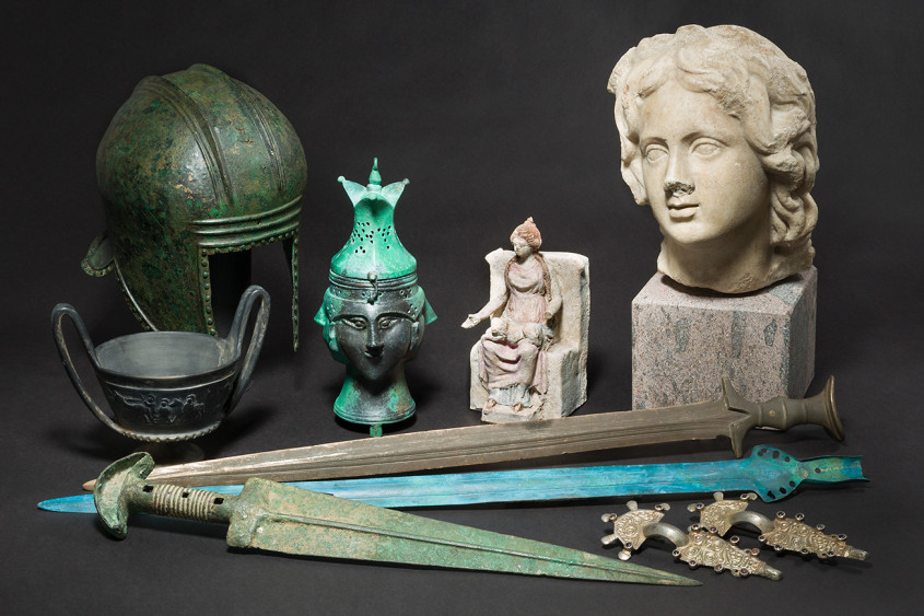Fachgebiet-Antiken