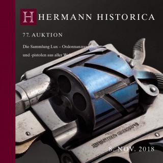 Die Sammlung Lux - Ordonnanzrevolver und -pistolen aus aller Welt