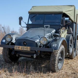 """Kfz. 70 """"Krupp-Protze"""" (Kfz. 81?)"""