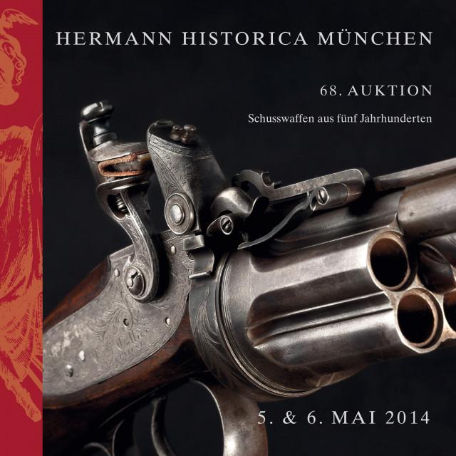 Schusswaffen aus fünf Jahrhunderten