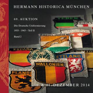 Die Deutsche Uniformierung 1933 - 1945 | Teil II - Band II