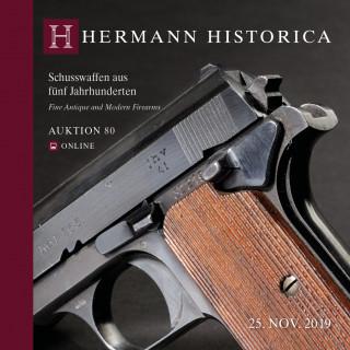 Schusswaffen aus fünf Jahrhunderten - online