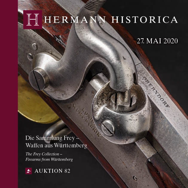 The Frey Collection – Firearms from Württemberg