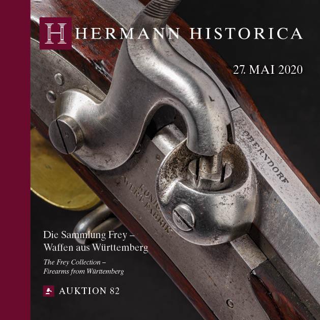 Die Sammlung Frey – Waffen aus Württemberg
