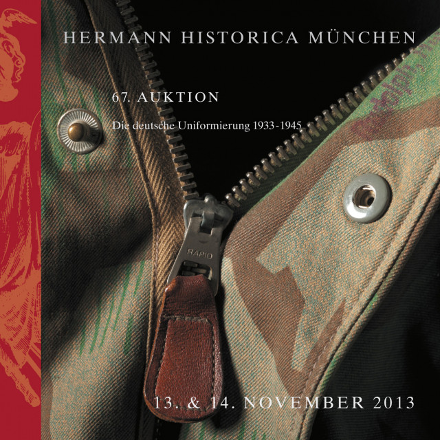 German Uniforms from 1933 - 1945, Part I