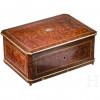 An elegant French Sormani box, Paris, 19th century