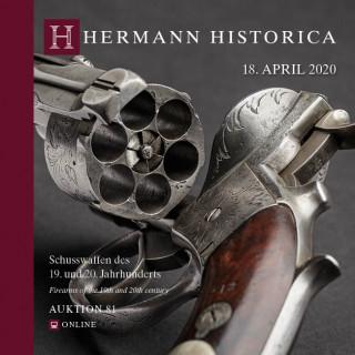 Schusswaffen des 19. und 20. Jahrhunderts