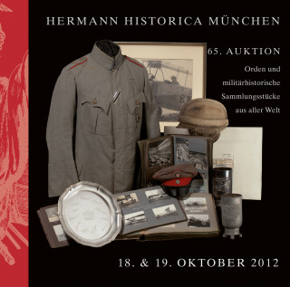Orders and International Military Collectibles (incl. Germany up to 1918)