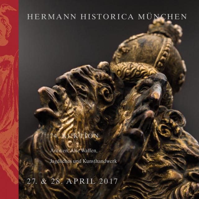 Alte Waffen, Jagdliches und Kunsthandwerk, Antiken