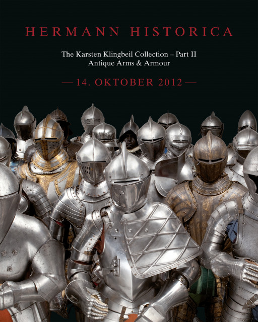 Arms and Armour - Collection Karsten Klingbeil – Part II