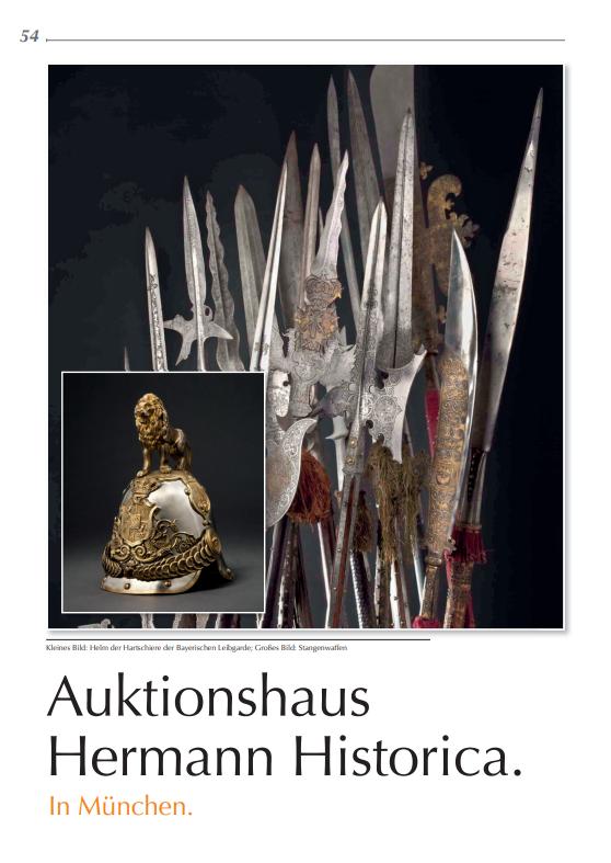 """""""Auktionshaus Hermann Historica in München"""""""