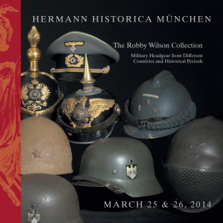 The Robby Wilson Collection - Militaria Headgear from Different Countries and Historical Periods