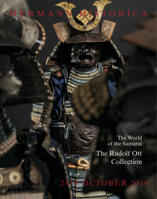 Die Sammlung Rudolf Ott - The World of the Samurai